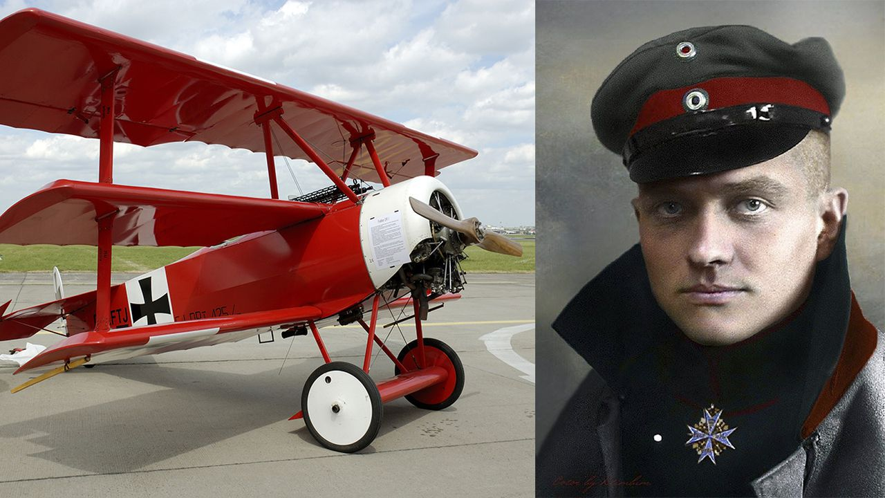100 jaar geleden: de meest succesvolle piloot van de Eerste Wereldoorlog komt om
