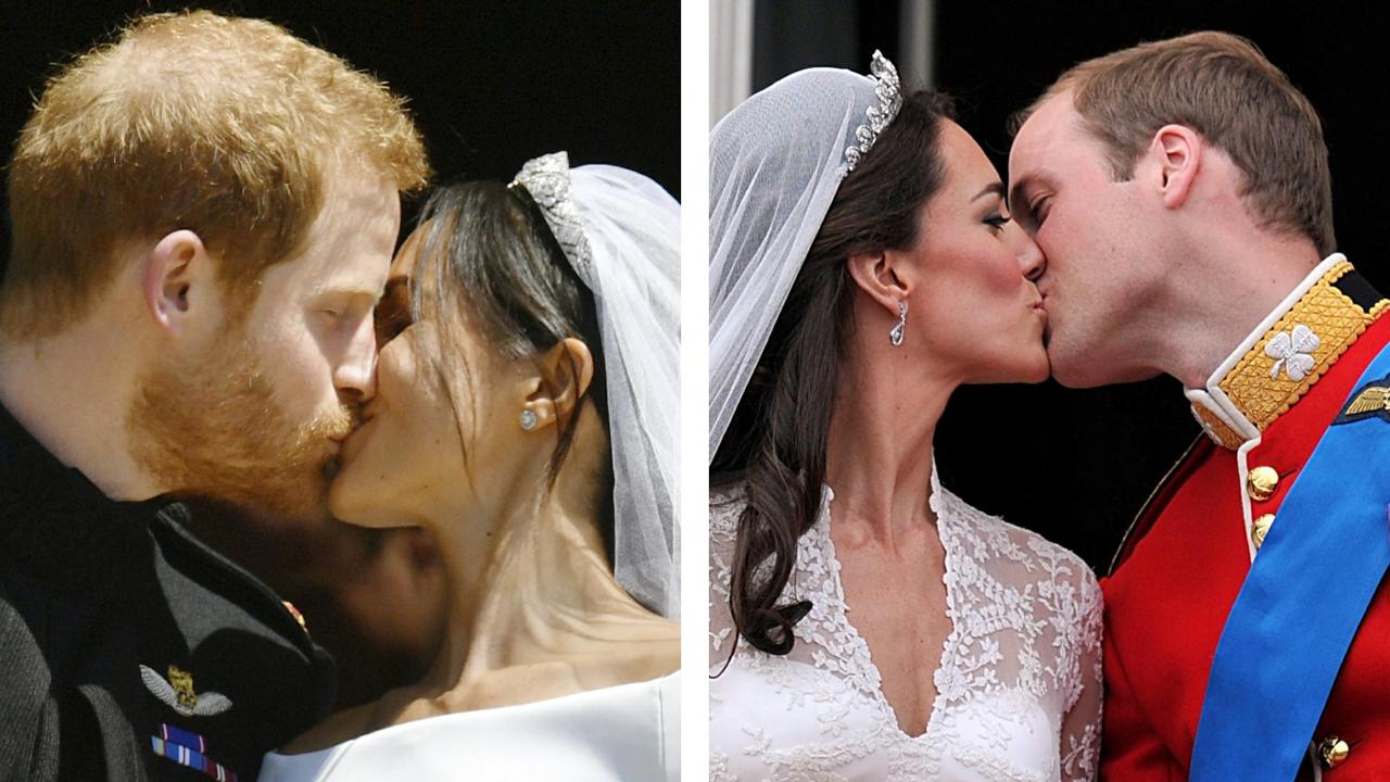 Harry en Meghan versus William en Kate: zoek de verschillen