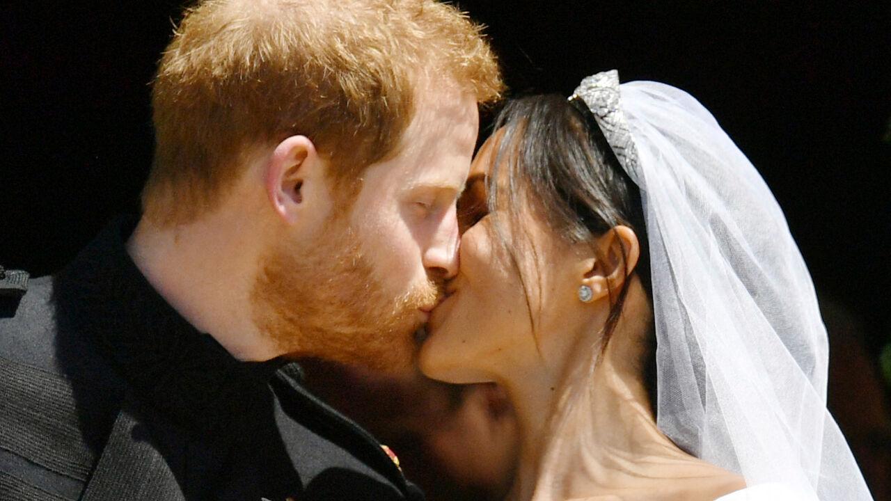 De jurk, het jawoord, de kus: dit zijn dé 7 momenten van het huwelijk van prins Harry en Meghan Markle