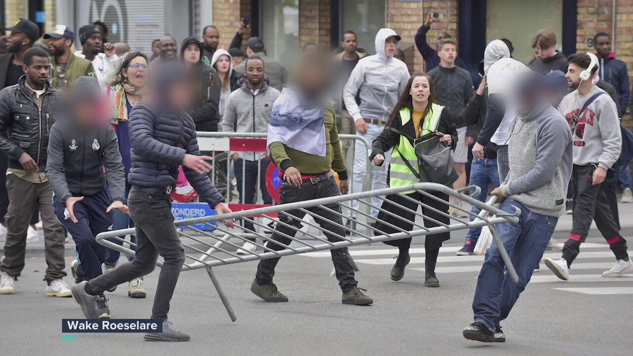 Mars voor man die stierf bij uithuiszetting in Roeselare loopt uit op rellen: 6 mensen opgepakt