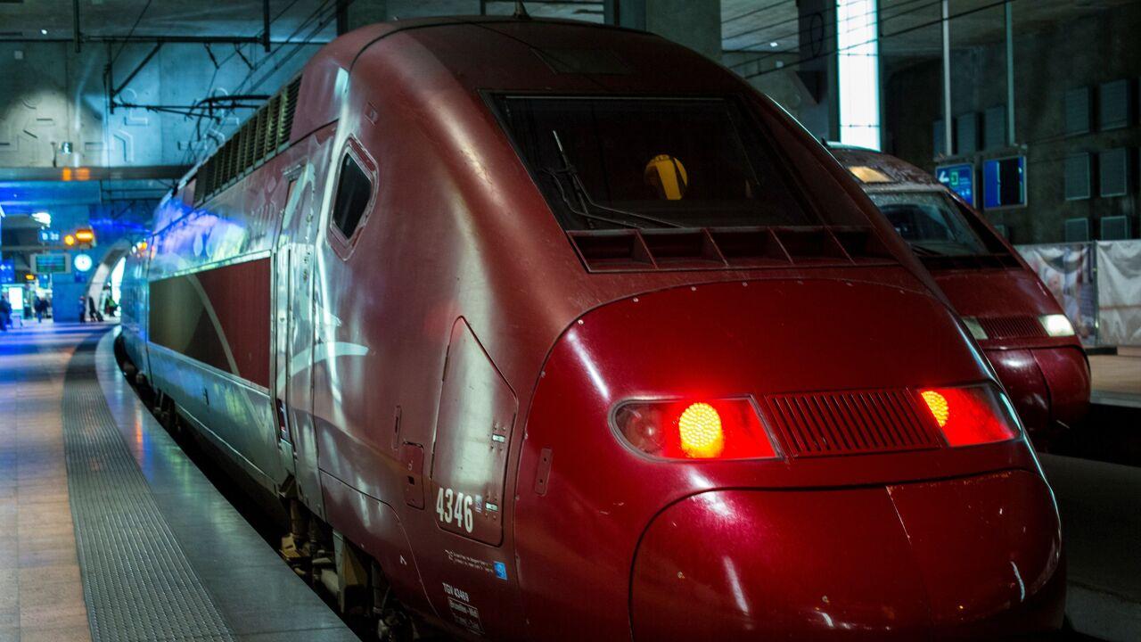 Honderden reizigers moesten in Thalys overnachten in Parijs-Noord