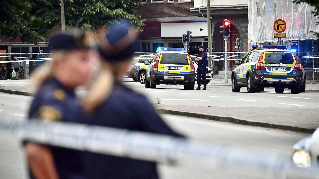 Vijf gewonden bij een schietpartij in de Zweedse stad Malmö