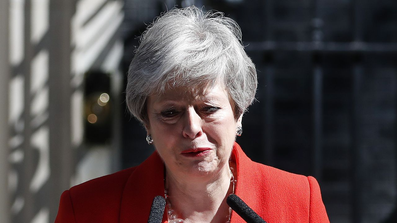 Britse premier Theresa May stapt op 7 juni op: