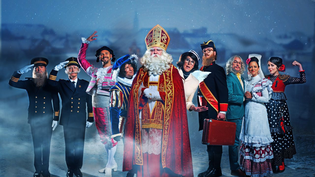 Dag Sinterklaas | VRT NU