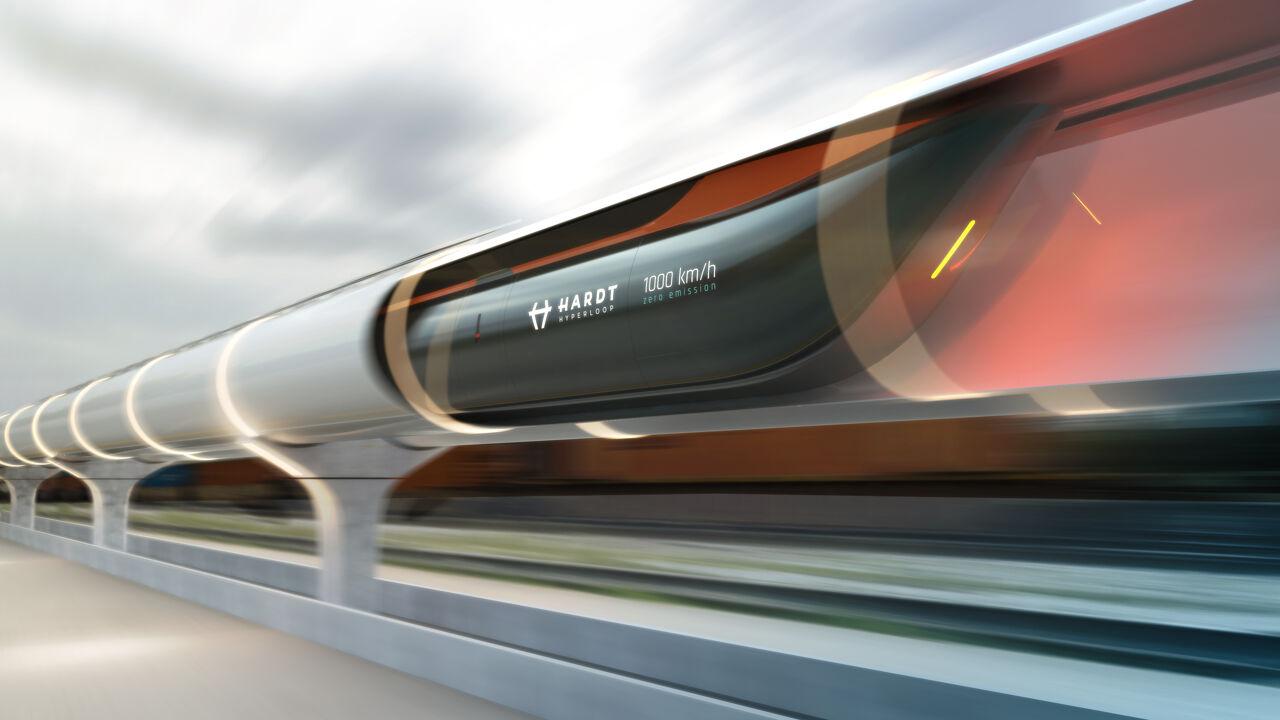 In 6 minuten van Antwerpen naar Brussel: Vlaanderen onderzoekt de hyperloop, wat is het en hoe werkt het?