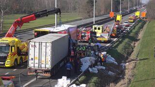 Accident blocks E313 motorway | Flanders News
