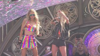 Tomorrowland in pictures: the party continues and Paris Hilton steals the show