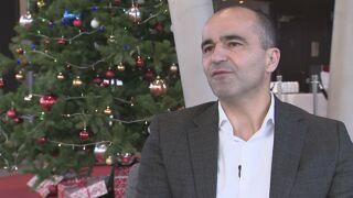 "Martinez: ""Euro 2020 base camp in Tubize, friendlies against Portugal and Croatia"""