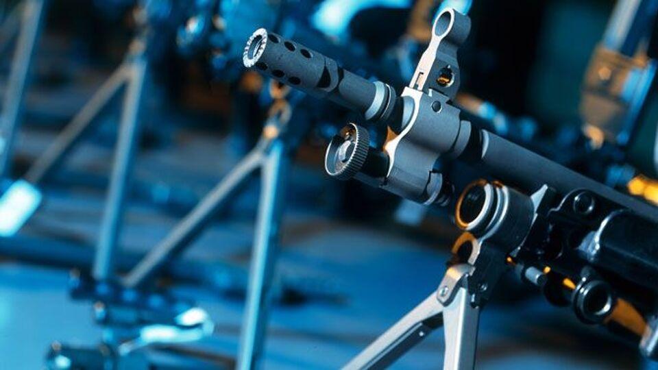 Les exportations d'armes flamandes hors de l'Union en forte baisse