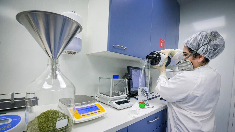 Les pharmaciens peuvent maintenant vendre le composant du cannabis CBD