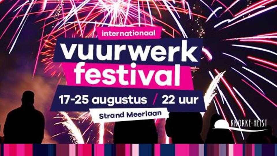 Tsjechië Wint Internationaal Vuurwerkfestival In Knokke Heist Vrt Nws