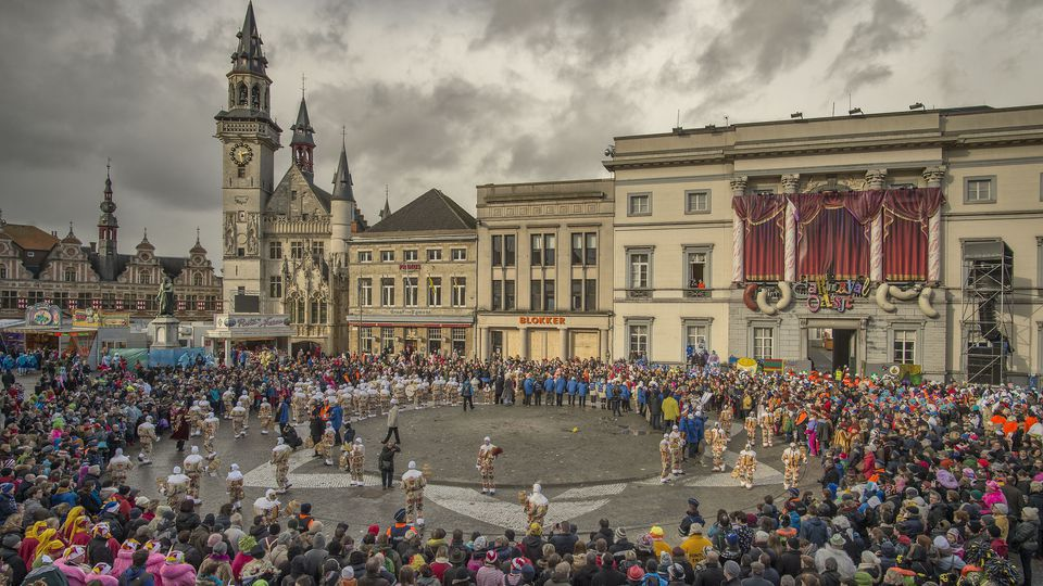 Aalst: the carnival capital of Flanders