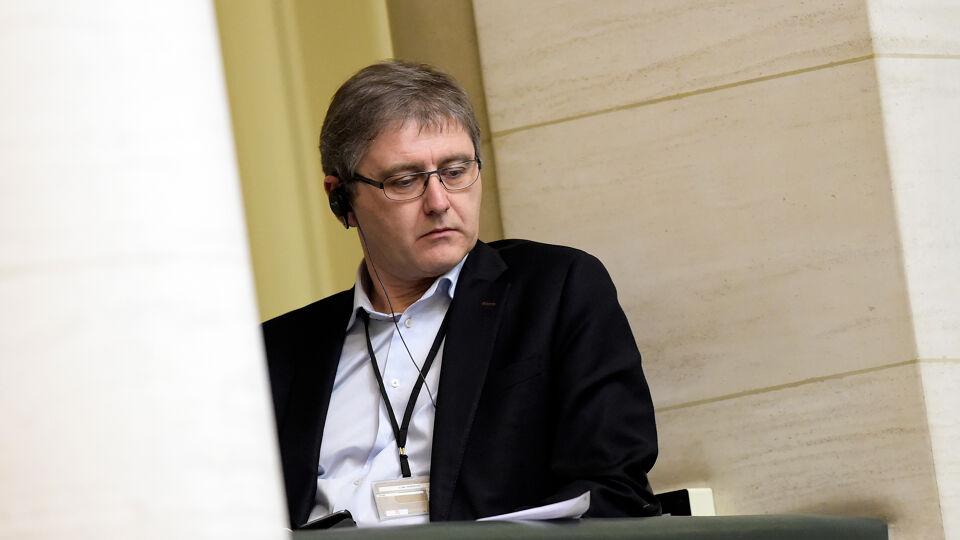 L'Université de Hasselt licencie le professeur Lode Vereeck pour comportement inapproprié
