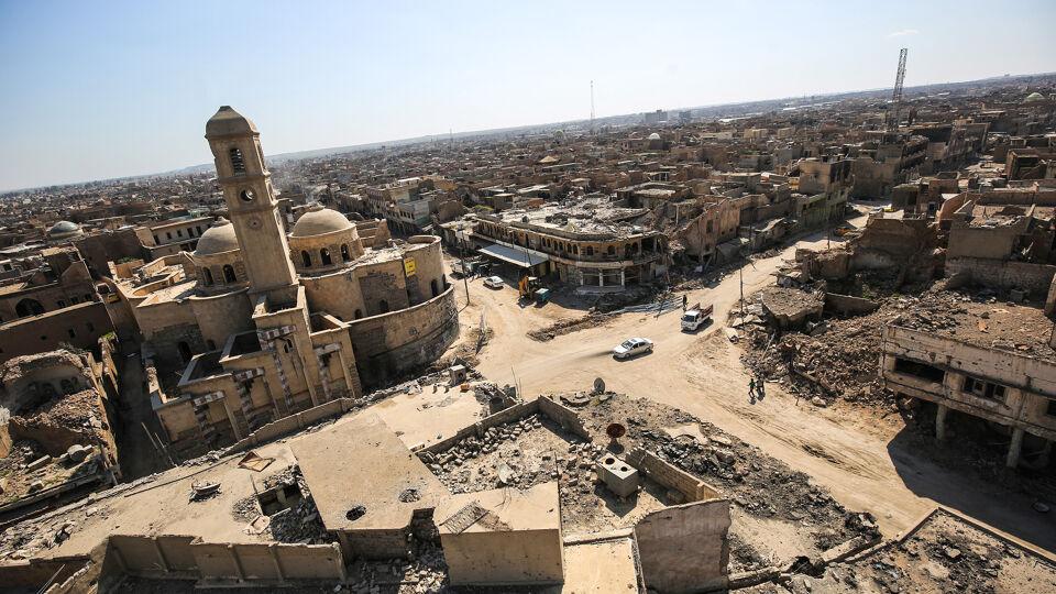 """Mosul en Aleppo herleven in 3D: """"Digitaal geheugen voor de komende generaties"""""""