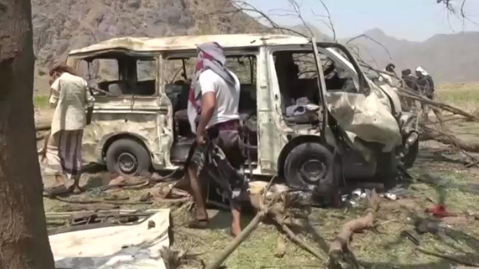 Minstens 17 doden bij luchtaanval in jemen vrt nws for Arabische havenstad