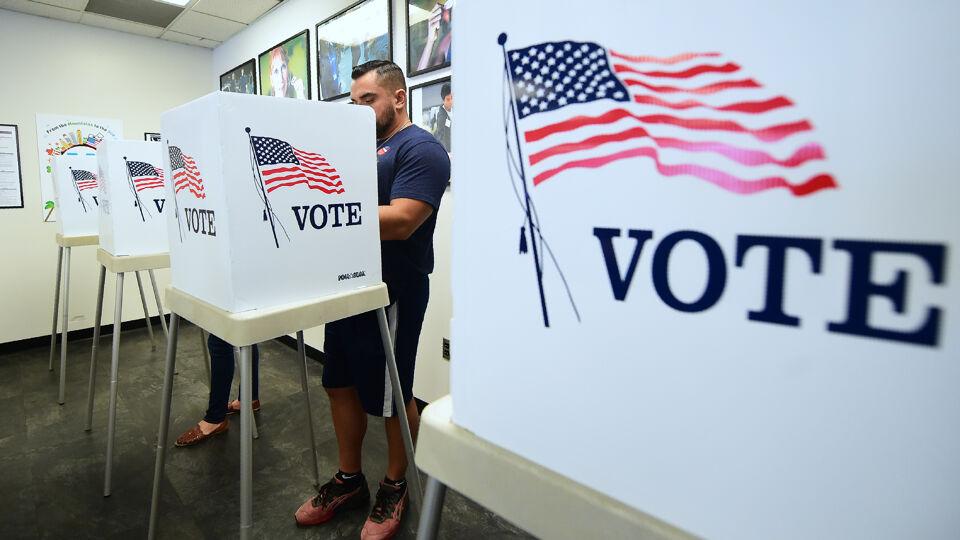 Afbeeldingsresultaat voor tussentijdse verkiezingen vs