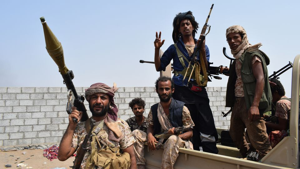 Meer dan 60 doden bij gevechten om havenstad hodeida in for Arabische havenstad
