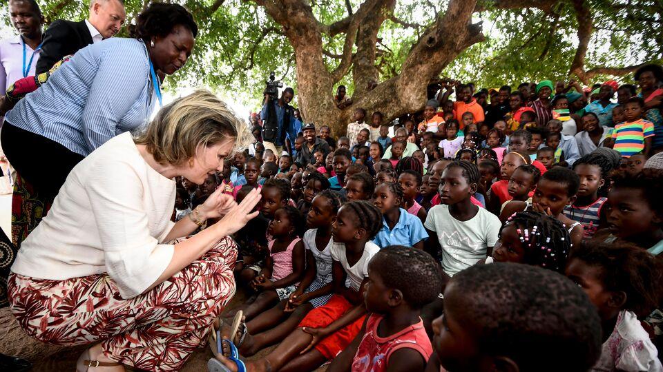 Mathilde op humanitaire missie naar Kenia voor Unicef: 4 vragen en antwoorden