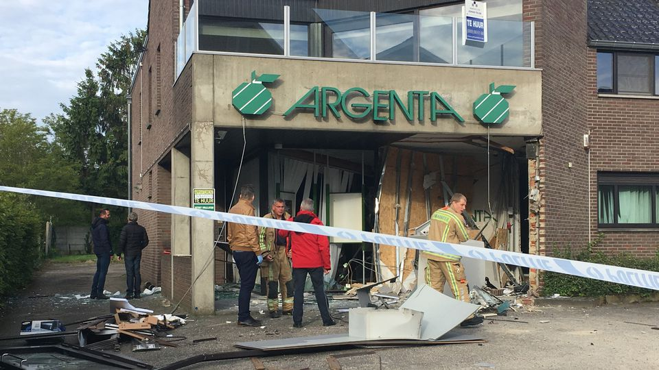 ATMs out of service due to blast attack fears