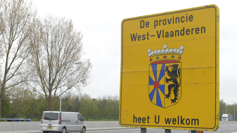 West Flanders has the most road traffic fatalities