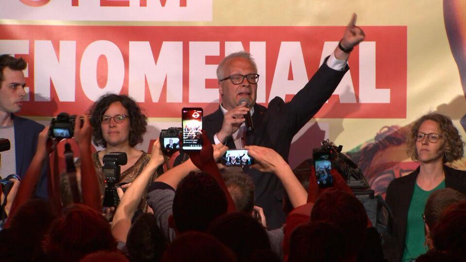 Far-left makes breakthrough in Flanders