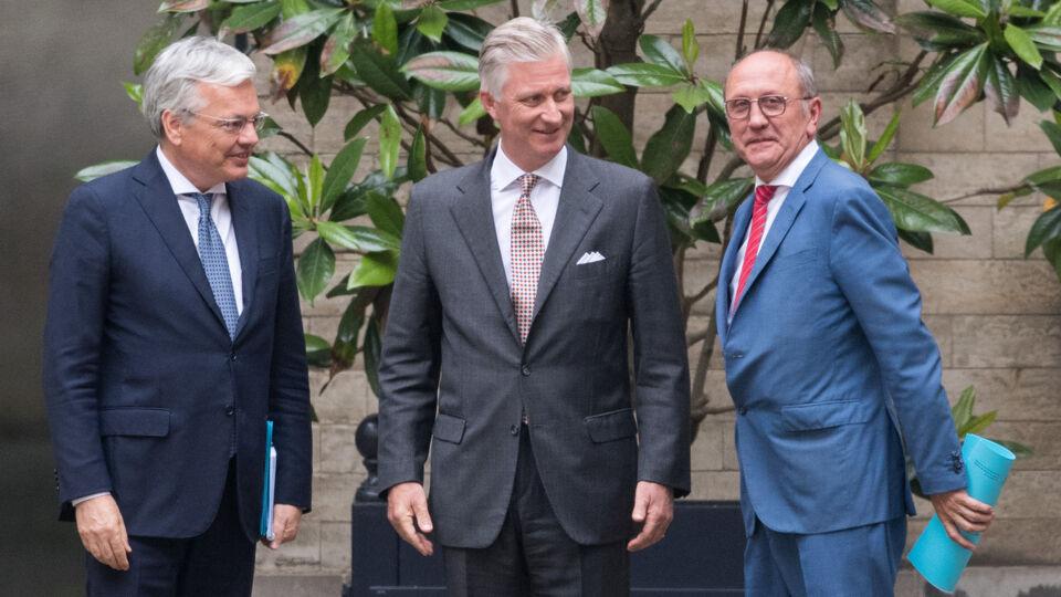 """John Crombez (SP.A) est catégorique : """"Johan Vande Lanotte ne sera pas le prochain Premier ministre"""""""