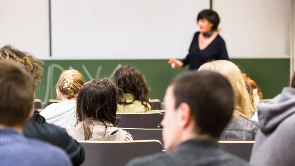 Flemish universities hold calibration tests