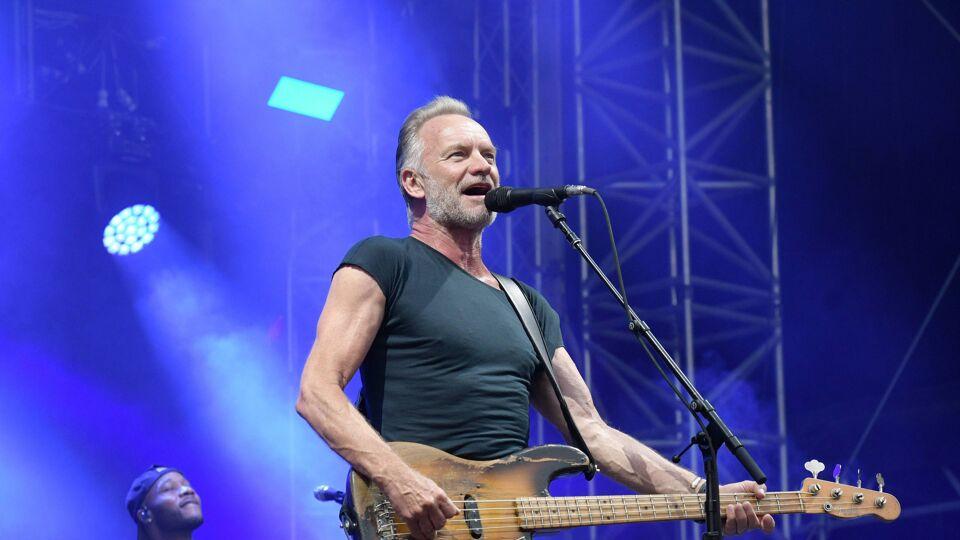 Le concert de Sting prévu à Gand annulé à la dernière minute pour raisons de santé