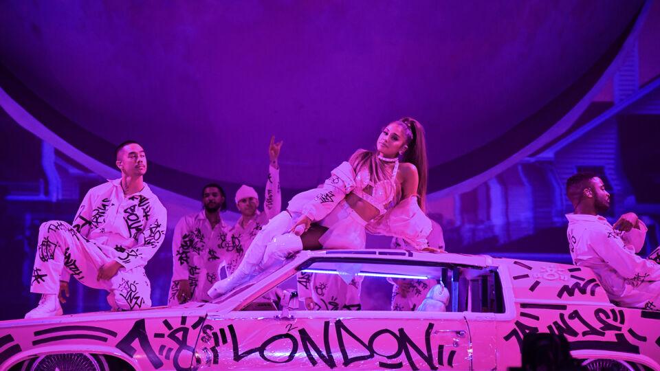 Ariana Grande experiences panic attacks up in Antwerp