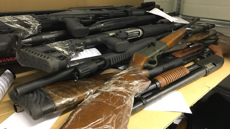 Massive police operation targets illegal weapons imports