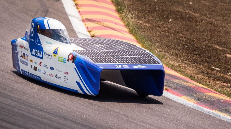Leuven University Solar Team breaks Belgian record during World Solar Challenge qualifier