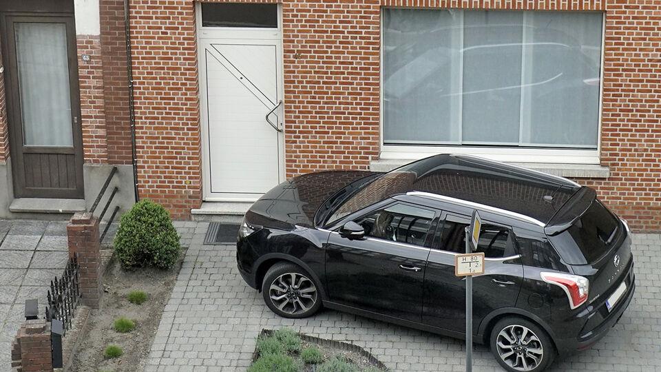 Gand n'accordera plus de permis de bâtir pour des parkings devant des maisons mitoyennes