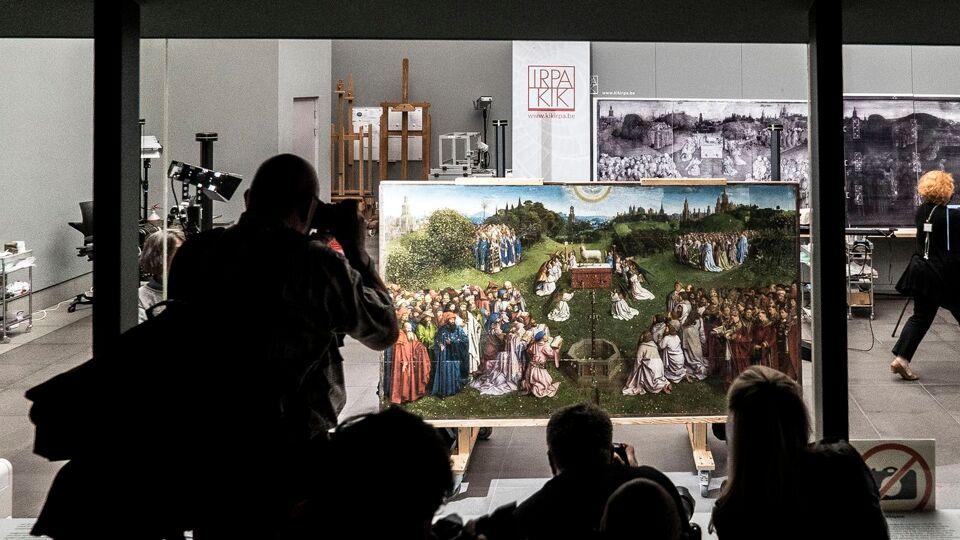 """Le Musée des Beaux-Arts de Gand organise un """"exercice catastrophe culturel"""""""