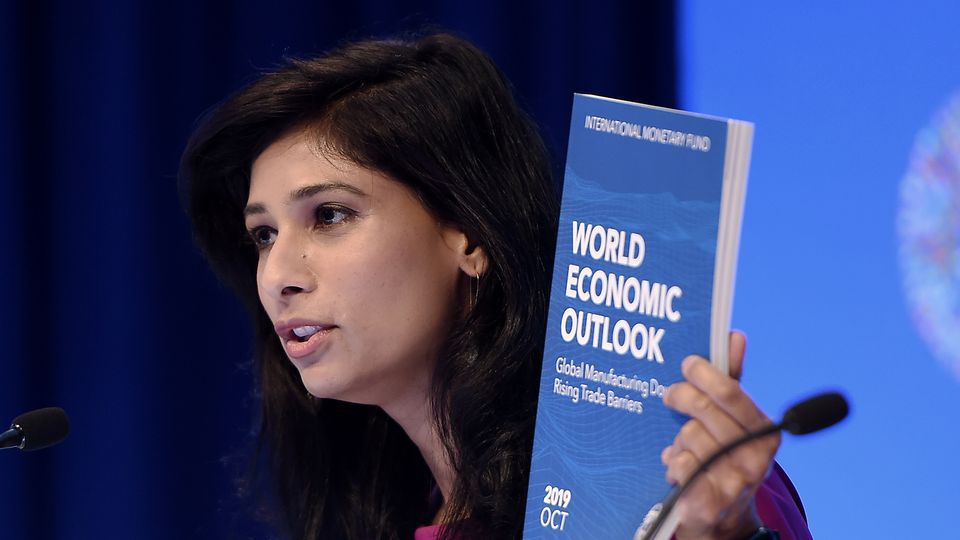 IMF predicts lowest growth levels since the crisis, but is optimistic about Belgium