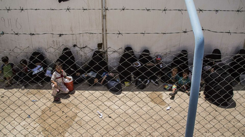 Terrorist, IS brides and their children demand 105,000 euro for each day Belgium fails to repatriate them