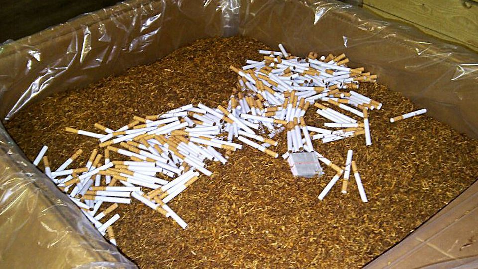 Illegal cigarette factory discovered in Zonhoven