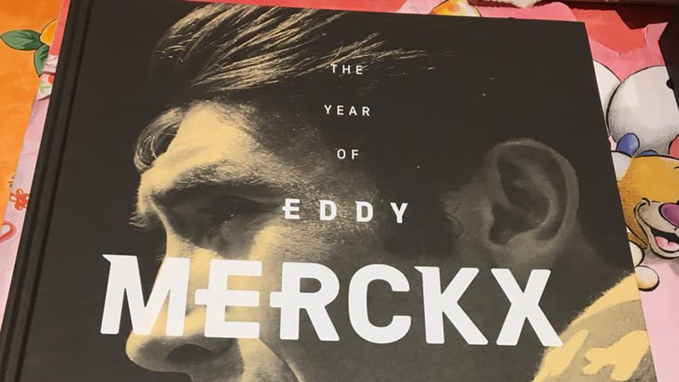 """1969 - The Year of Eddy Merckx"" in English at last!"